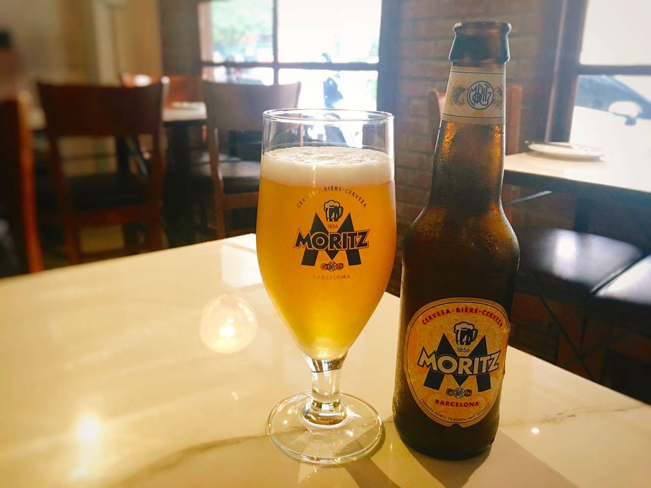 MORITZ 》The Beer Of Barcelona | 西班牙啤酒