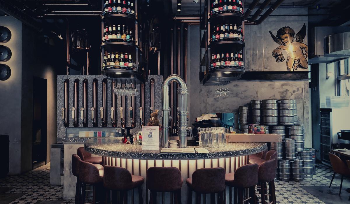 Little Creatures Taipei 》小天使精釀啤酒餐廳比較適合多人分享