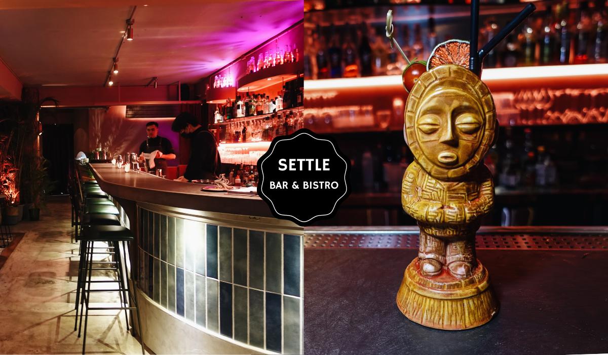 Settle Bar & Bistro Taipei 》新開幕台北東區餐酒館 (內有菜單)