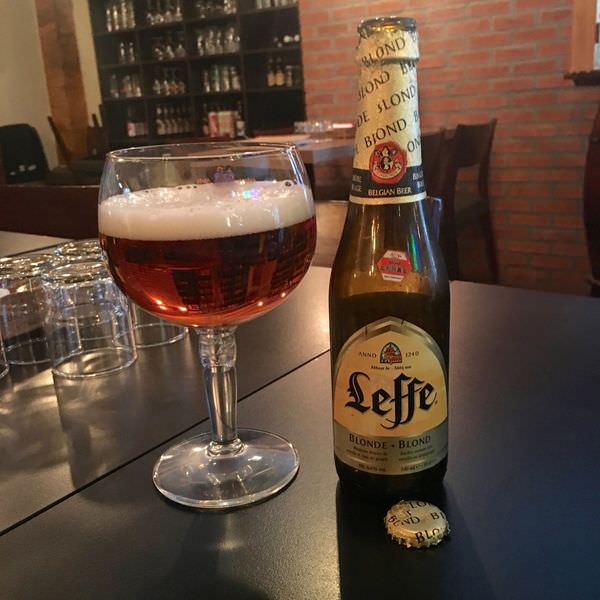 【 Leffe Blonde 】比利時啤酒 | Belgium Beer |  ABV Bar & Kitchen | 精釀啤酒